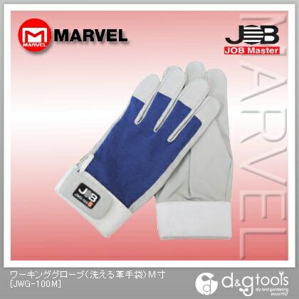 ワーキンググローブ(洗える革手袋)  M JWG-100M