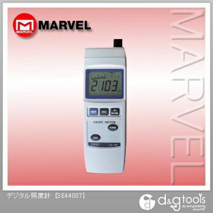 【送料無料】マーベル デジタル照度計 SE44007 1