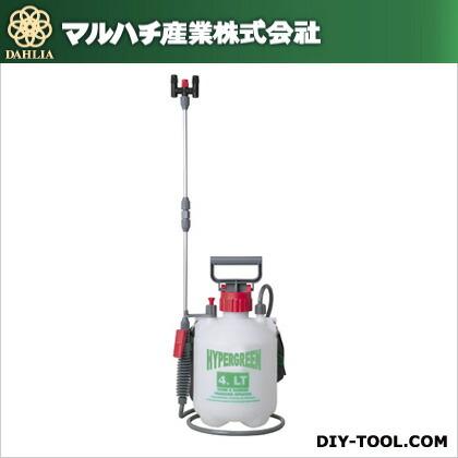 蓄圧式噴霧器ハイパー二頭口  4L TN4300