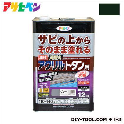 油性高耐久アクリルトタン用塗料 ディープグリーン 12kg