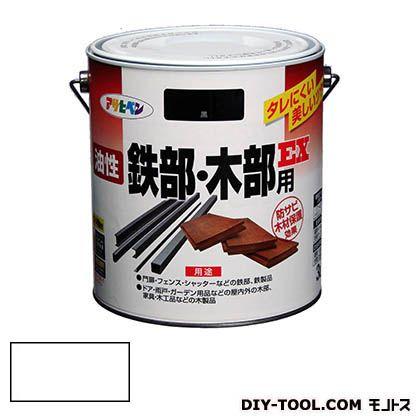油性鉄部・木部用EX 白 3L