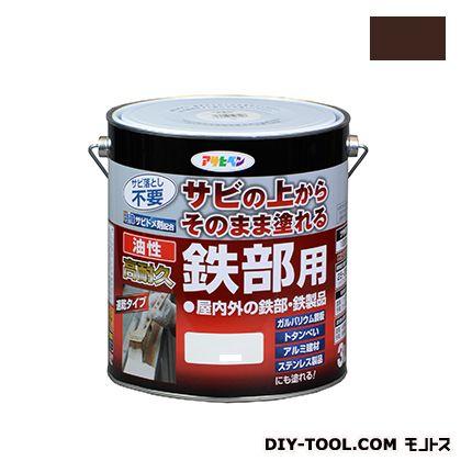 油性高耐久鉄部用塗料 ミルキーホワイト 3L