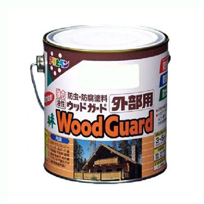 アサヒペン 油性ウッドガード外部用 チーク03 0.7L