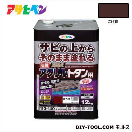 油性高耐久アクリルトタン用塗料 こげ茶 12kg