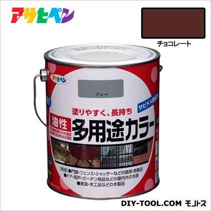 油性多用途カラー チョコレート 1.6L