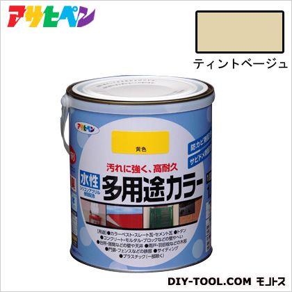 水性多用途カラー ティントベージュ 1.6L