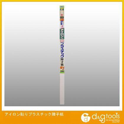 アイロン貼り超強プラスチック障子紙(1枚貼り/目安:腰板なし障子1枚分)雲竜  幅94cm×長さ1.8m 6842