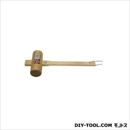 浅香工業 木槌(木製ハンマー)45 112030