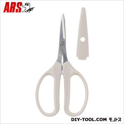 アルス/ALS NEWクラフトチョキ鋏(はさみ)多用途 ホワイト 刃長:40mm全長:160mm 330HN-W