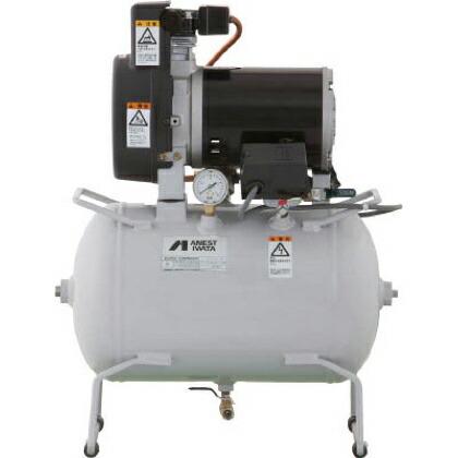 レシプロコンプレッサ(タンクマウント・オイルフリータイプ)   TFP02C-10M