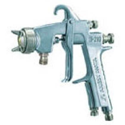 大形スプレーガン(吸上式)ノズル口径Φ1.5   W-200-151S