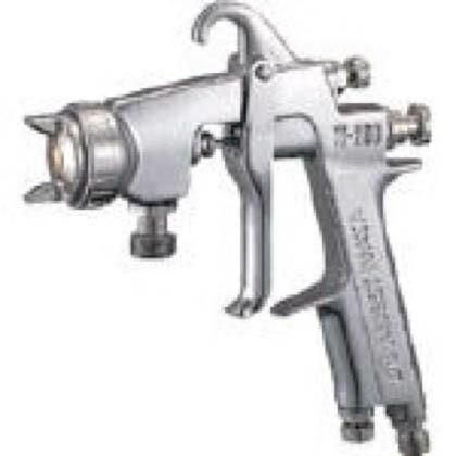 大形スプレーガン(圧送式)ノズル口径Φ1.2   W-200-122P