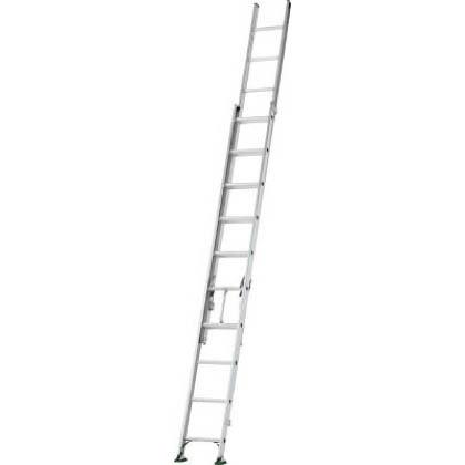 二連梯子全長6.05m~10.19m最大仕様質量130kg   SX-103D