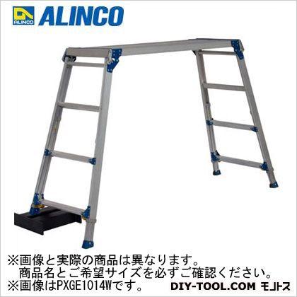 足場台天板高さ0.72~1.02m最大使用質量100kg   PXGE712FX