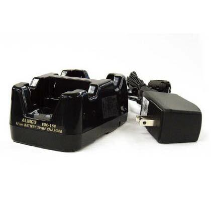ツイン急速充電器セット   EDC-158A 1 個
