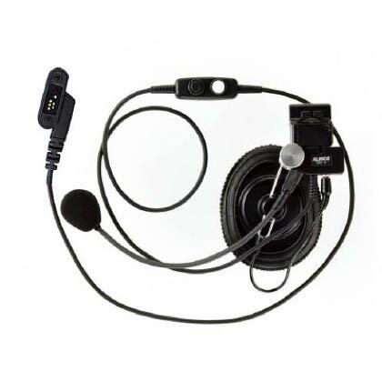【送料無料】アルインコ/ALINCO ヘルメット用ヘッドセット(スプリングプラグ) EME40A 1個