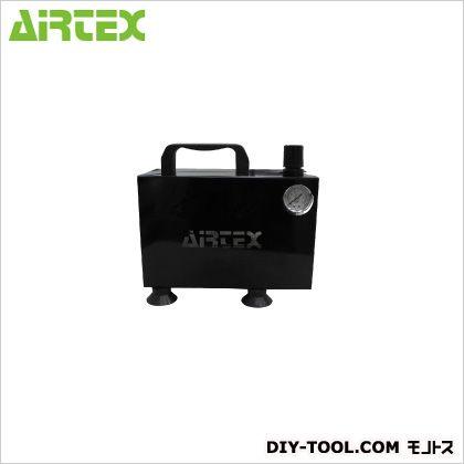 【送料無料】エアテックス コンプレッサーAPC018ブラック 幅260×奥行235×高さ170(mm/取手含まない) APC018-2