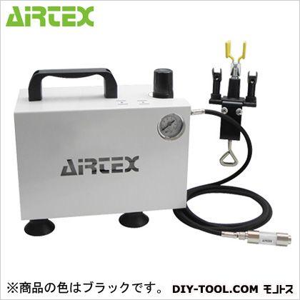 【送料無料】エアテックス エアーセットBOXセレクションエアブラシフリー/ブラック ASB-F-2