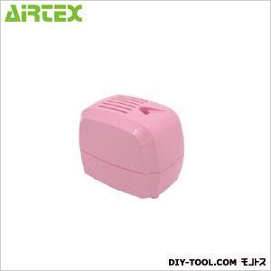 【送料無料】エアテックス コンプレッサーAPC010minimoピンク 幅130×奥行90×高さ100(mm) APC010-5