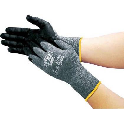 軽作業用手袋ハイフレックスフォームグレーM   11-801-8