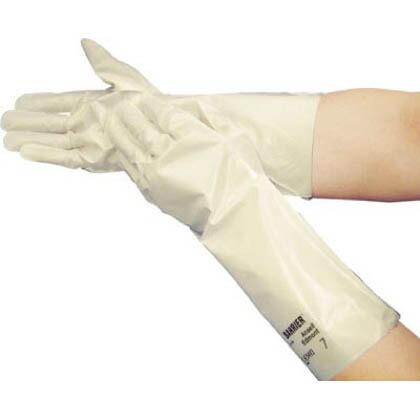 耐溶剤作業手袋バリアS   2-100-7