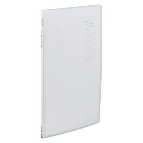 リヒトラブ リクエスト透明ブック クリヤー G3100-1