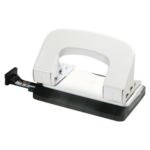 カール事務器 パンチアリシスLP-16 ホワイト LP-16-W