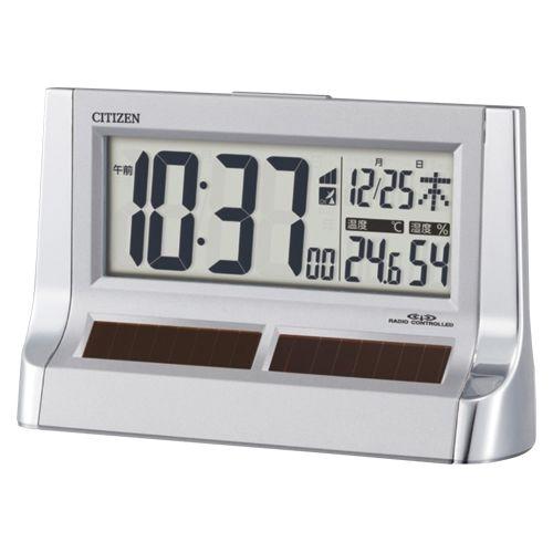 シチズン デジタル置時計パルデジットソーラR128 8RZ128-019