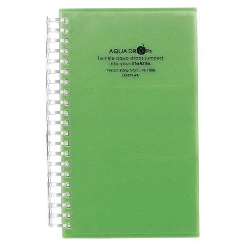 リヒトラブ カードホルダー 黄緑 A-5000-6
