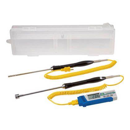 小型デジタル温度計セット   MT98853