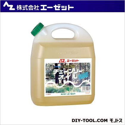 生分解性チェーンソーオイル  4L 244