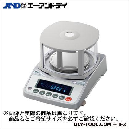 【送料無料】A&D 防塵・防滴型電子天秤(天びん)分銅内蔵型 FZ120IWP