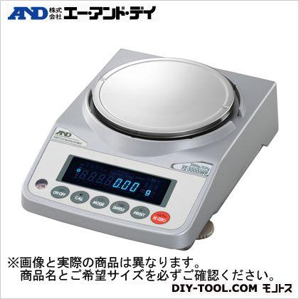 【送料無料】A&D 防塵・防滴型電子天秤(天びん)分銅内蔵型 FZ2000IWP