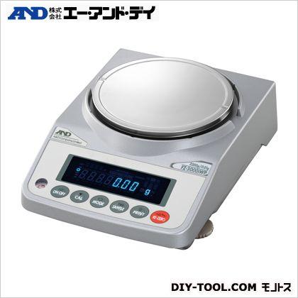 【送料無料】A&D 防塵・防滴型電子天秤(天びん)分銅内蔵型 FZ3000IWP