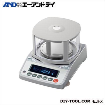 【送料無料】A&D 防塵・防滴型電子天秤(天びん)分銅内蔵型 FZ300IWP
