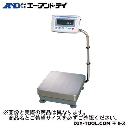 【送料無料】A&D 校正用分銅内蔵型重量級天びん 検定付 (地区指定不要) GP-60KR