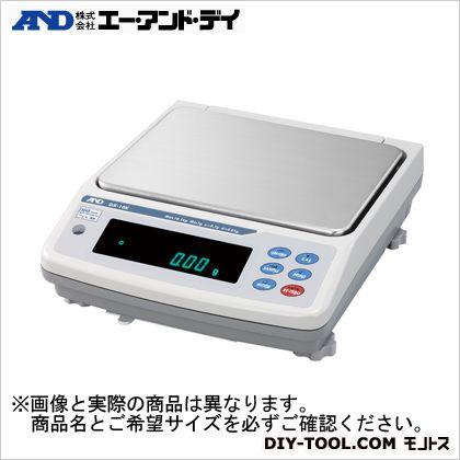 【送料無料】A&D 防塵・防水型中量級天秤(天びん)分銅内蔵型 GX12KR