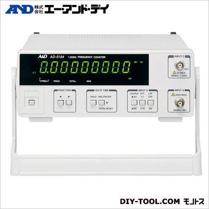 周波数カウンター   AD5184