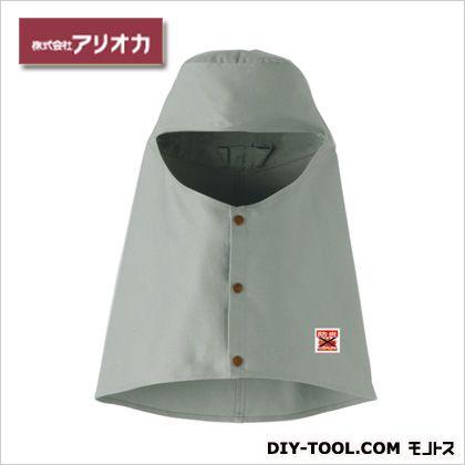 溶接・造船作業着(作業服)防炎溶接帽(ツバ無) アースグリーン L MD1006