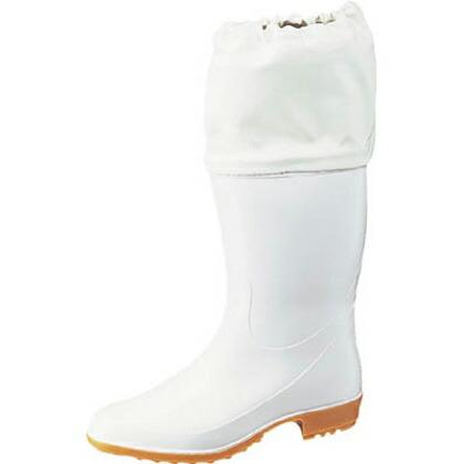 【送料無料】Achilles ホワイトカバー付衛生長靴ワークマスターTSM955白23.0cm 344 x 304 x 111 mm TSM 9550 W23.0