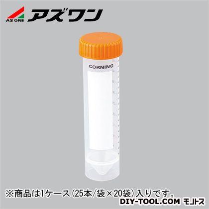 遠沈管 自立型  50ml 2-2061-11 1ケース(25本/袋×20袋入)