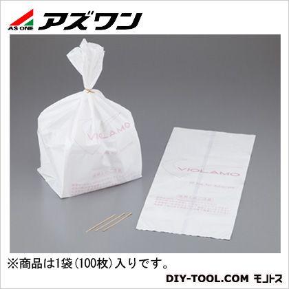 アズワン ビオラモオートクレーブバッグ 2-4129-03 1袋(100枚入)