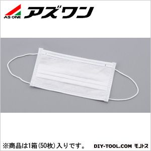 3plyディスポマスク   1-7042-01 1箱(50枚入)