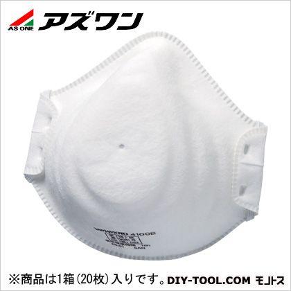 使い捨て式防塵マスク   1-8879-01 1箱(20枚入)