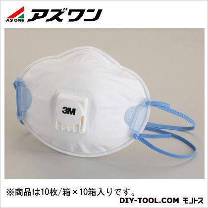 使い捨て式防じんマスク   9-021-55 10枚/箱×10箱入