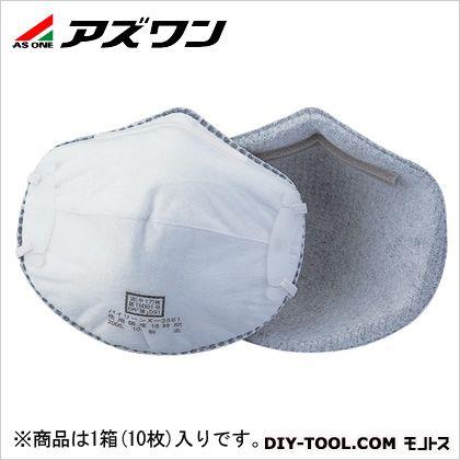 防塵マスク活性炭入り   2-8161-02 1箱(10枚入)
