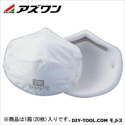 防塵マスク   2-8161-03 1箱(20枚入)