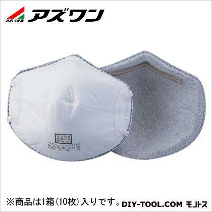 防塵マスク活性炭入り   2-8161-04 1箱(10枚入)
