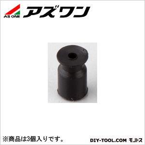 アズワン バキュームピンセット交換パット φ3.5mm 9-5620-11 3個