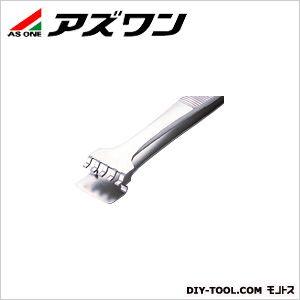 【送料無料】アズワン ウェハー用ピンセット 132mm 6-7907-08 1本